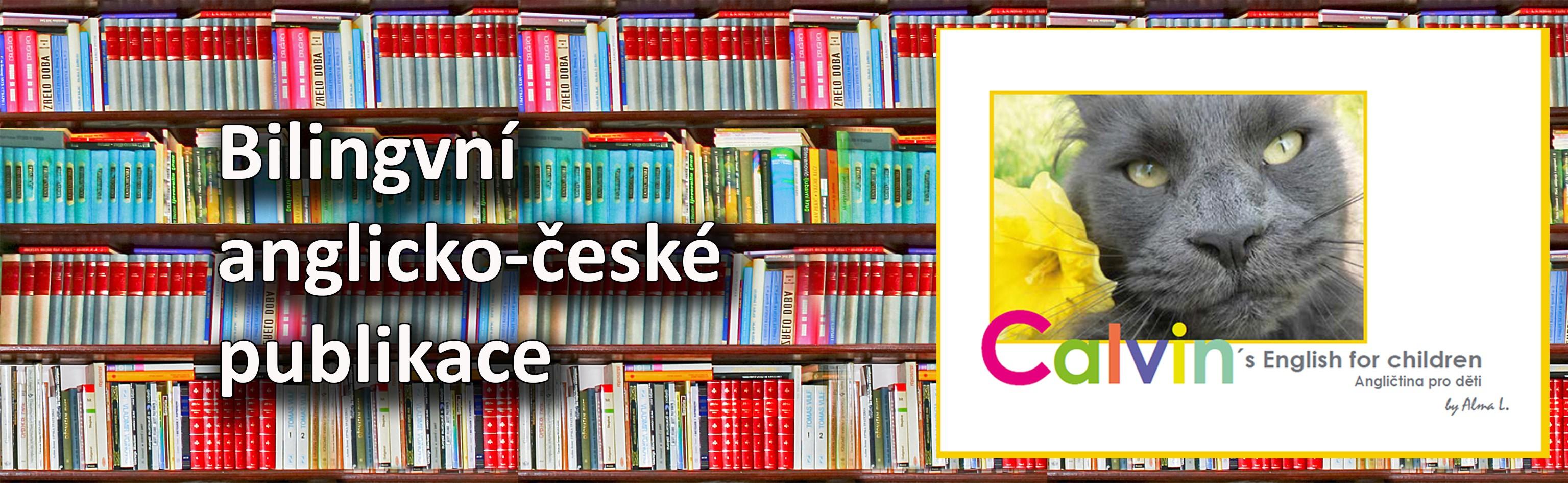 Bilingvní anglicko-české publikace